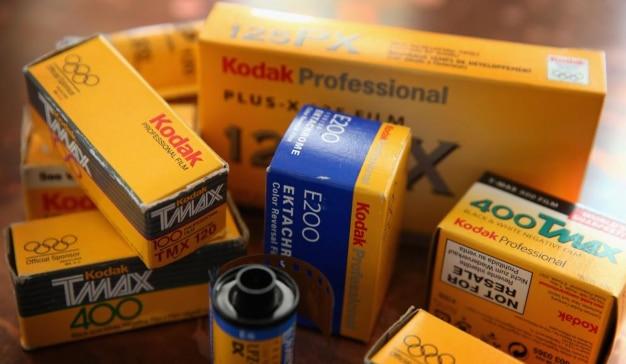 Kodak portada