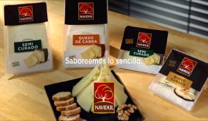 El jamón, los embutidos y el queso protagonizan la nueva campaña de verano 'Chef Pro' de Navidul