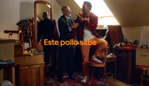 Nueva campaña de la agencia Spicy para Uber Eats & Popeyes