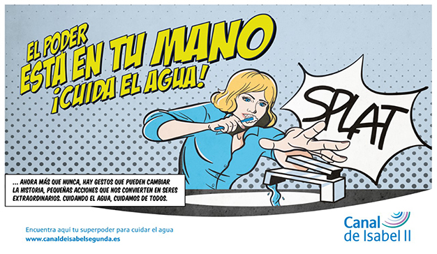campaña Canal Isabel II