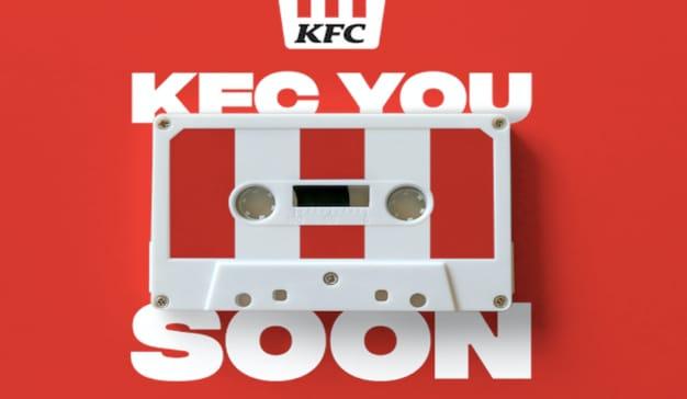 KFC demuestra cuánto ha echado de menos a sus clientes en el confinamiento con esta campaña