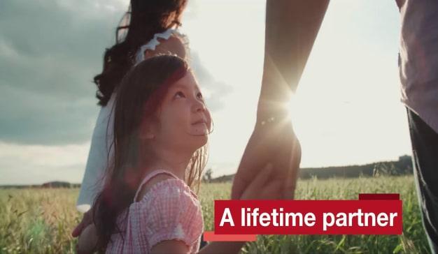 lifetime partner campaña generali