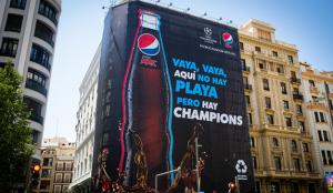 Pepsi MAX a los madrileños: