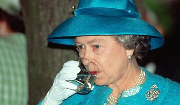 Reina de Inglaterra Ginebra