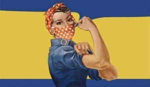 La mítica bandana del icono feminista