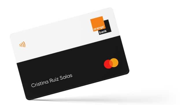 tarjeta orange bank
