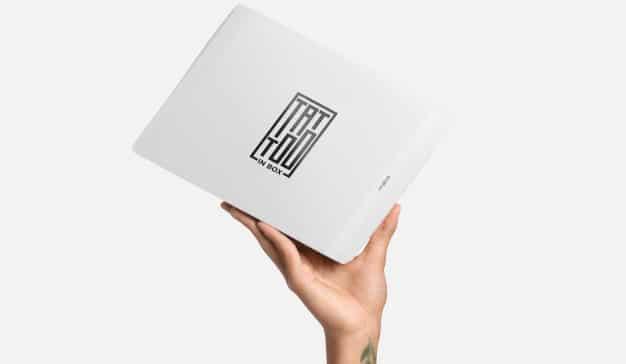 caja tatuaje