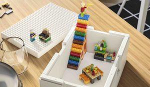 IKEA y LEGO se unen para lanzar una solución de almacenaje que despertará nuestro niño interior