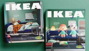 IKEA recrea fielmente su catálogo dentro del mundo de Animal Crossing: New Horizons