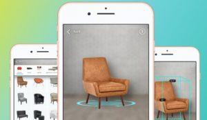 Amazon crea una herramienta de realidad aumentada para probar muebles y artículos decorativos antes de comprarlos