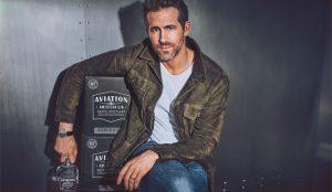 Diageo le sirve a Ryan Reynolds un trago de 610 millones de dólares para comprar su marca de ginebra