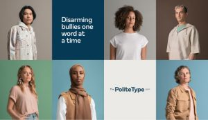Nace The Polite Type, una fuente tipográfica que lucha contra el ciberacoso y el discurso del odio online