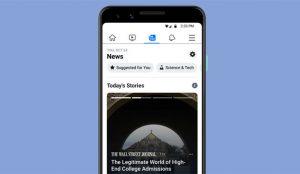 Facebook News echa sus tentáculos fuera de Estados Unidos