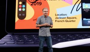 Greg Joswiak, nuevo responsable de marketing global de Apple