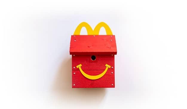 pajarera McDonald's