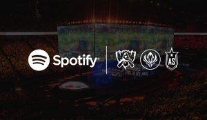 Spotify se adentra en el mundo de los esports de la mano de League of Legends