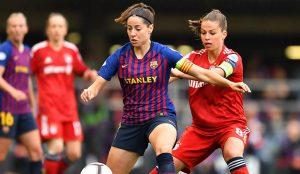 PepsiCo patrocinará el fútbol femenino de la UEFA
