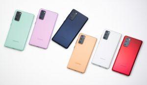 Samsung presenta Galaxy S20 Fan Edition: las prestaciones favoritas de los seguidores de la marca a un punto de precio accesible