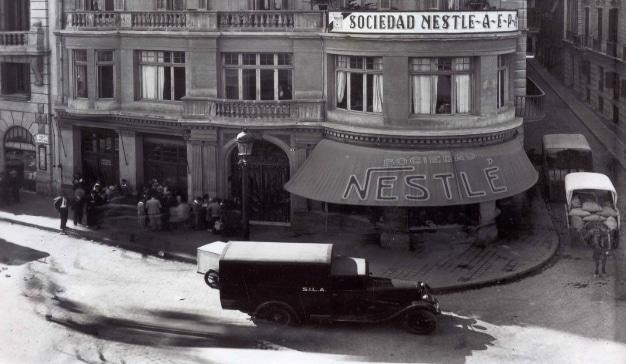 AN0720 - La sociedad Nestlé España cumple 100 años