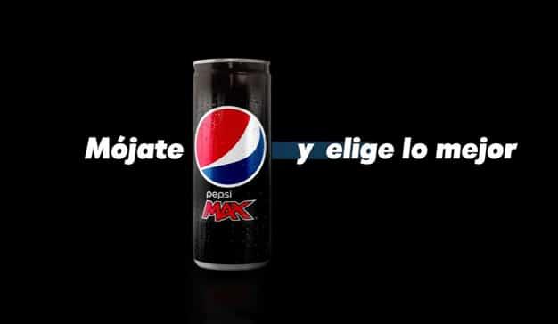 Nueva campaña de Pepsi sobre el poder de decisión