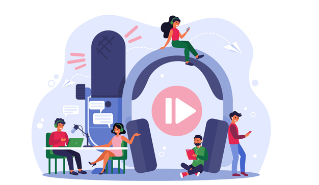 España, líder en Europa en consumo de Podcasts