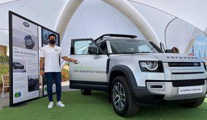 Golf y náutica, los escenarios perfectos de Jaguar y Land Rover