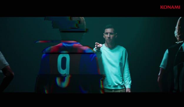 Leo Messi protagoniza el Pro Evolution Soccer 2021 (PES 2021)