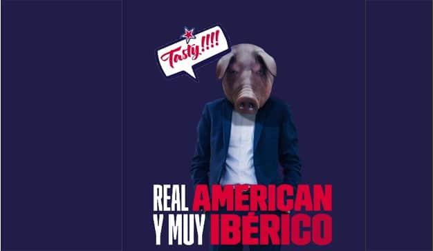 Paco Pig, personaje creado para la nueva campaña de Foster's Hollywood