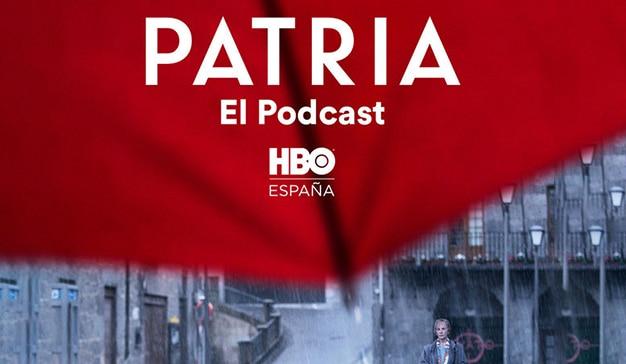 Llega el podcast de Patria, un día después del estreno de la serie de HBO