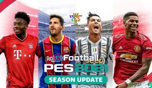 Leo Messi: protagonista absoluto del PES 2021 y del tráiler más exitoso de su historia