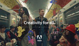 Este spot de Adobe convierte un anodino viaje en metro en una vívida fantasmagoría