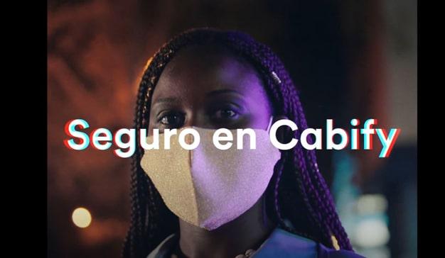 """""""Seguro yo me voy en Cabify"""""""