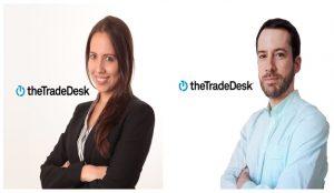 The Trade Desk refuerza su plantilla con dos nuevas incorporaciones a su equipo en España