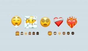 217 emojis nuevos llegarán a su smarthpone en 2021