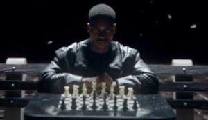 La brillante mente del primer maestro de ajedrez negro se descubre en esta campaña de Hennessy