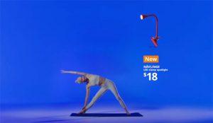 IKEA quiere que se estire como el chicle en una modalidad de yoga inspirada en sus propios productos