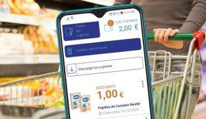 Nestlé ya permite el canje móvil de sus promociones a través de la tecnología de Valassis