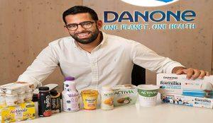 Javier Pejito, nuevo vicepresidente de Marketing de Danone España