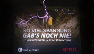 En las entrañas de este asombroso anuncio de Netflix se desata una verdadera tormenta eléctrica
