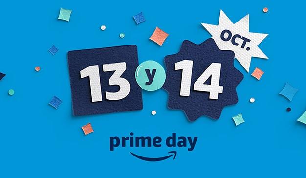 Amazon celebrará su próximo Prime Day el 13 y 14 de octubre