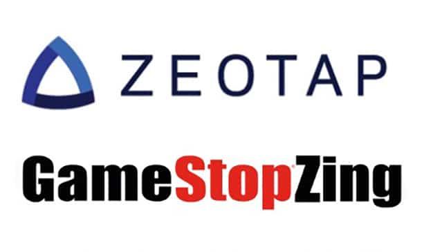 zeotap gamestopzing