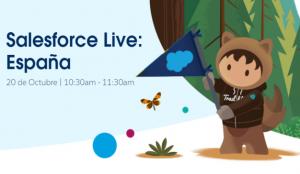 Salesforce Live pone el foco en las empresas españolas que triunfan situando a los clientes en el centro de su estrategia