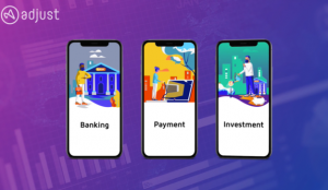 Descubre las tendencias más importantes en el sector de finanzas móviles con el nuevo informe de Adjust