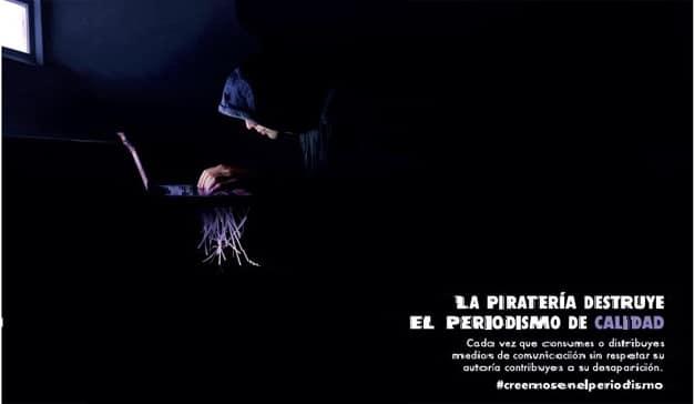 AMI y CEDRO contra la piratería de prensa online