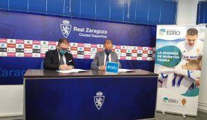 MKTG gestiona el acuerdo de patrocinio entre Energía del Ebro y el Real Zaragoza
