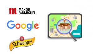 Google, Mahou San Miguel y Schweppes, aliados para la recuperación de la hostelería a través de la digitalización