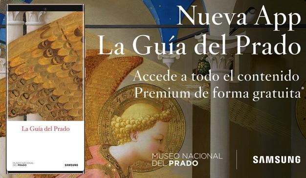Museo Nacional del Prado nueva app
