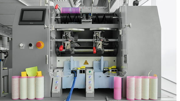 Máquina de reciclado textil Looop