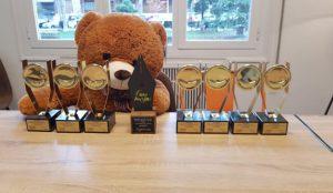 Smilebrand, premio Especial a la Agencia con Mejor Eficacia en Smile Festival 2020