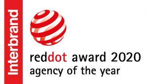 Interbrand obtiene el reconocimiento Red Dot: Agency of the Year 2020